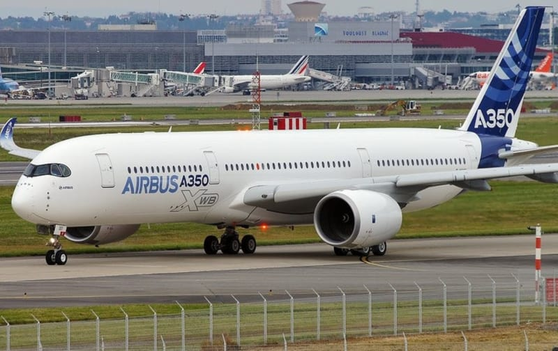Emirates Airline Orders 50 Airbus A350 For ₦5.8Trillion