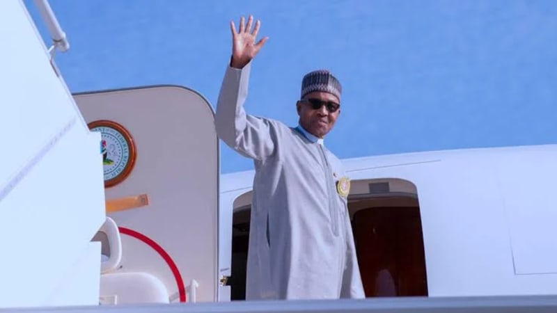 Despite ₦2.3tn Health Budgets, Buhari Spends 201 Days On Foreign Medical Trips