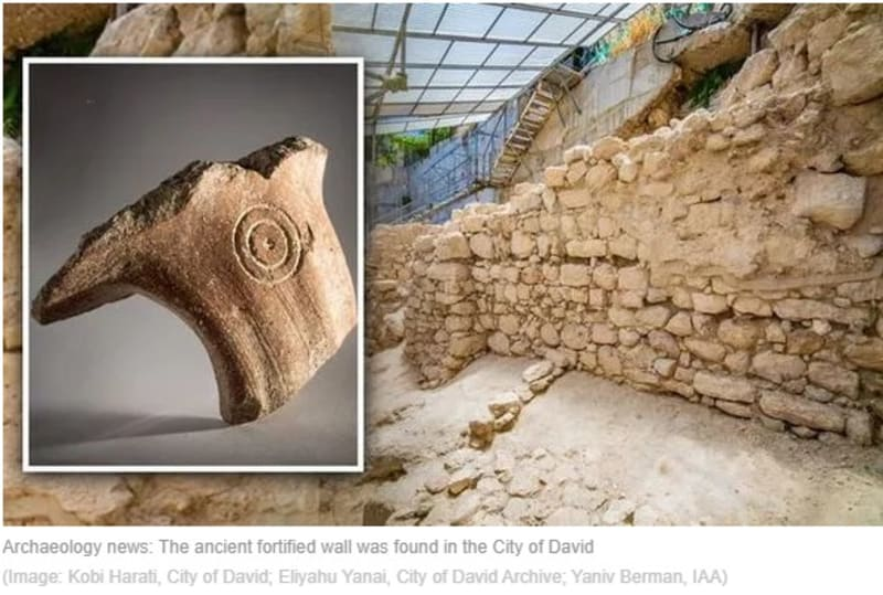 Archaeologists Moved To Tears By Remarkable Biblical Find In Israel