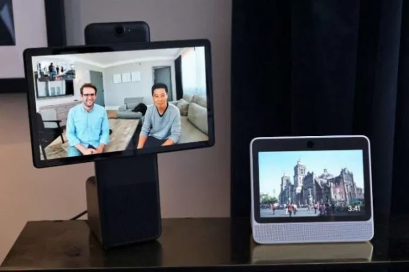 facebook unveils new models of portal video chatting devices