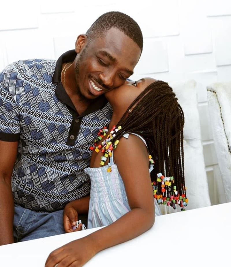 40 and 6: bovi and daughter celebrate their birthdays