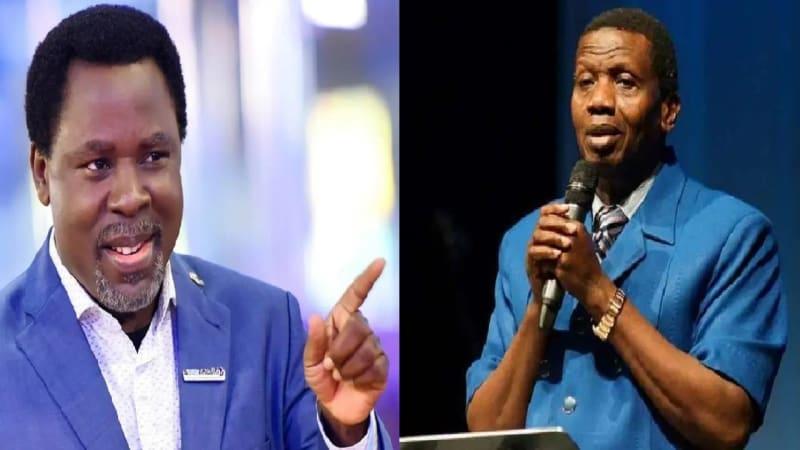 T.B Joshua: Pastor Adeboye's Condolence Letter To Evelyn Joshua