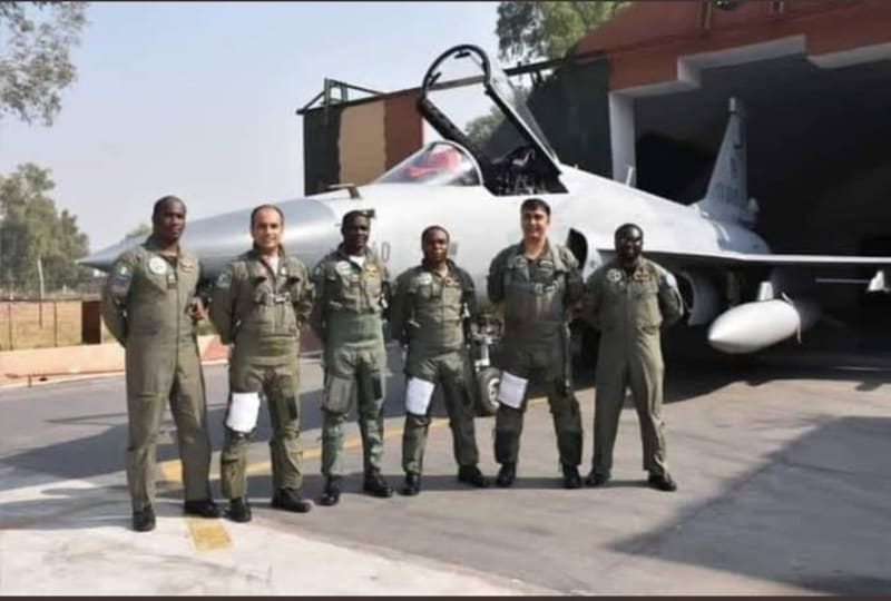 Nigeria To Take Delivery Of The First Batch Of JF-17 Fighters From Pakistan Soon