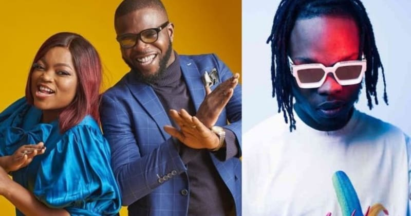 Funke Akindele's Party: Naira Marley Surrenders To Police