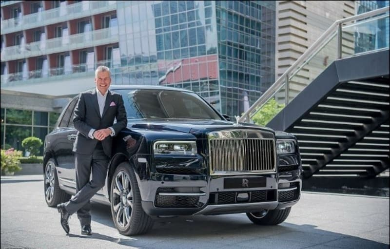 Rolls-Royce Sold A Record 5,152 Cars In 2019, The Highest Ever