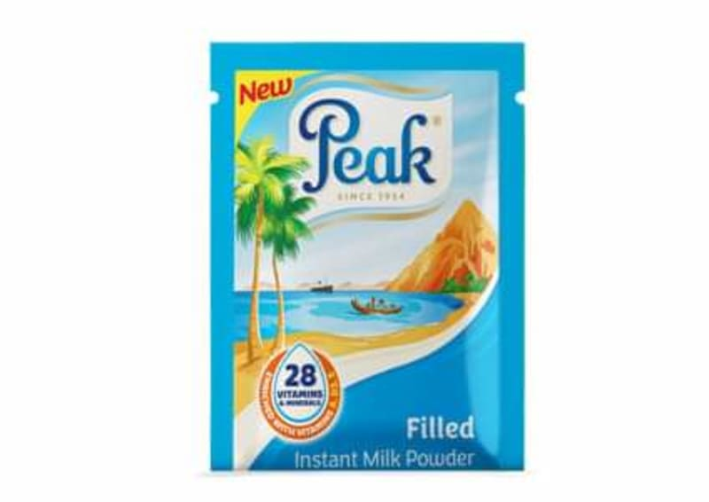 How A Nigerian Lady Landed In Europe Because Of 80 Naira Sachet Milk