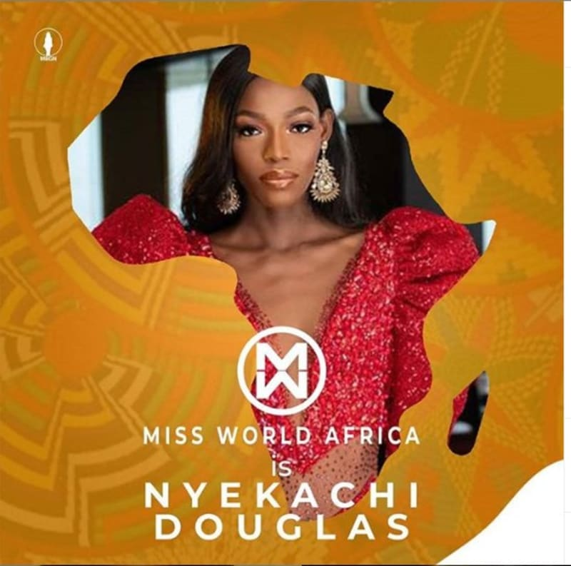 Miss Nigeria Emerges Miss World Africa 2019