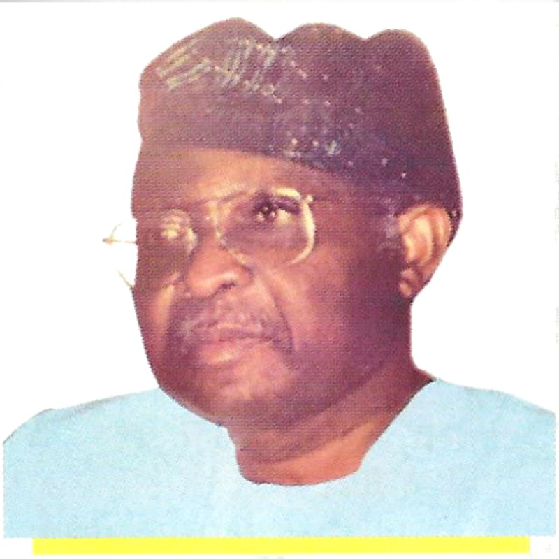 The First Managing Director Of NNPC, Chief Festus Marinho, Is Dead