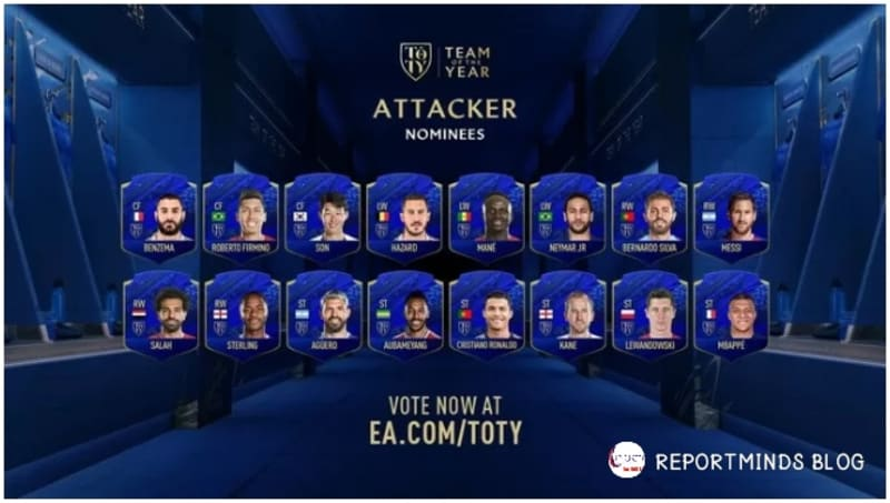 Messi & Ronaldo Lead FIFA 20 TOTY Nominations