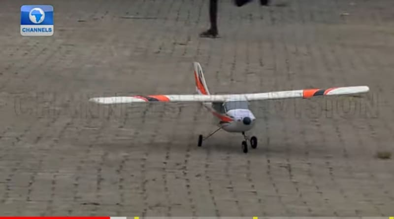 20-Year-Old SS3 Student Builds Drones From Scratch In Bayelsa