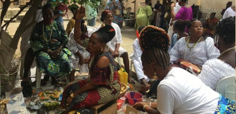 Renowned Ifa Priest Hosts Witches And Wizards In Osun