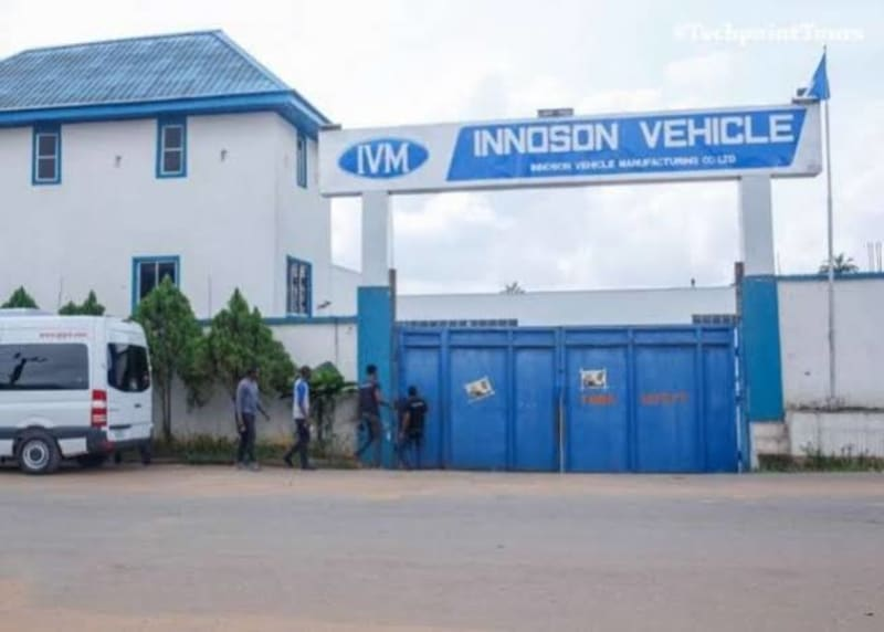 FG  Partners With Innoson To Build Nigeria's First Aircraft
