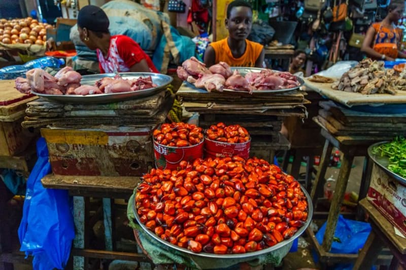 Food Inflation In Nigeria Rises To 17.38% As Inflation Rate Jumps To 14.23%