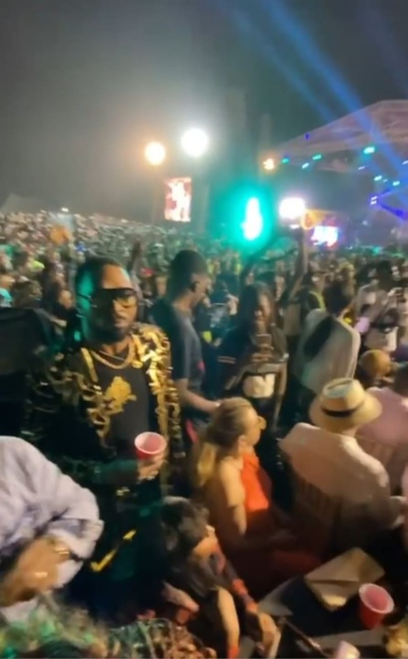 Emoney Shuts Down Anambra As Singers, Celebrities Storm Uli Music Festival