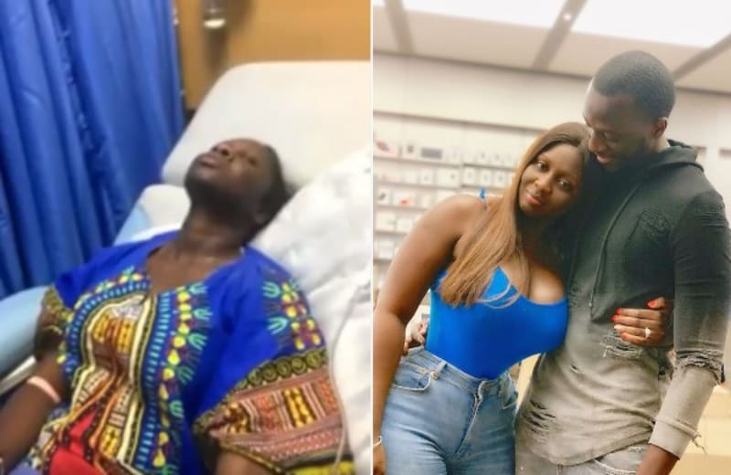 Tiny Waist Actress, Princess Shyngle Loses Her Pregnancy