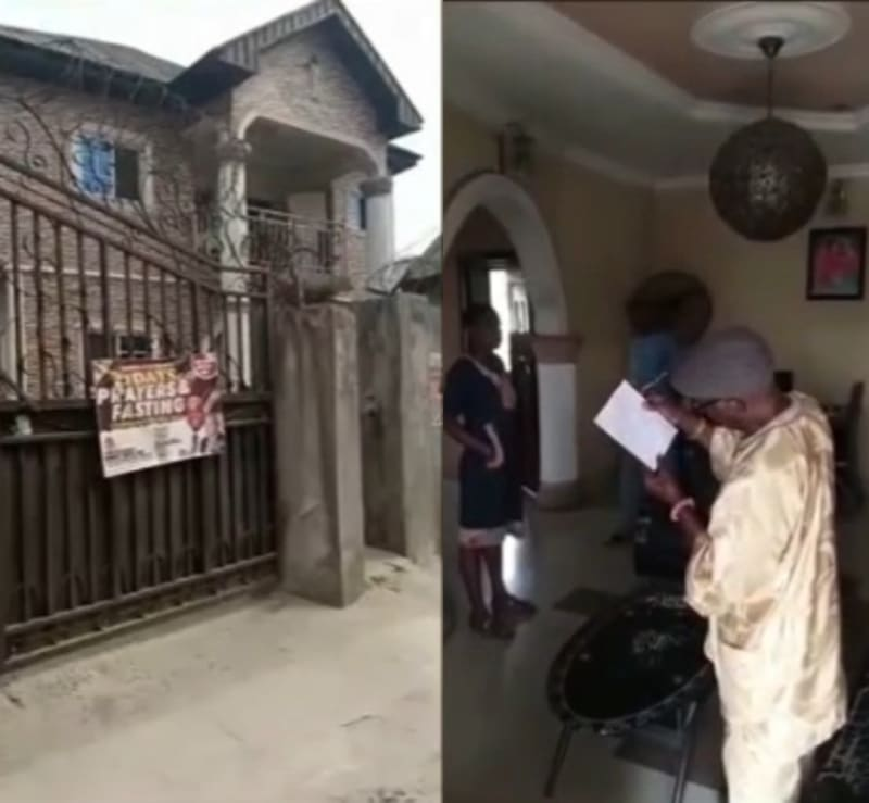 Man Donates His Family House To Christ Embassy, Family About To Be Thrown Out