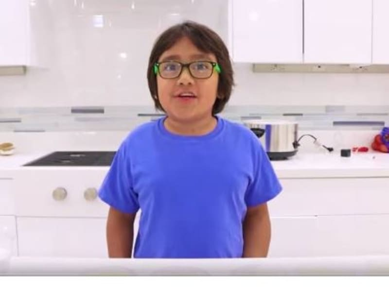 List Of Top 10 Youtube Earners In 2019, As 8-year-old Made $26m