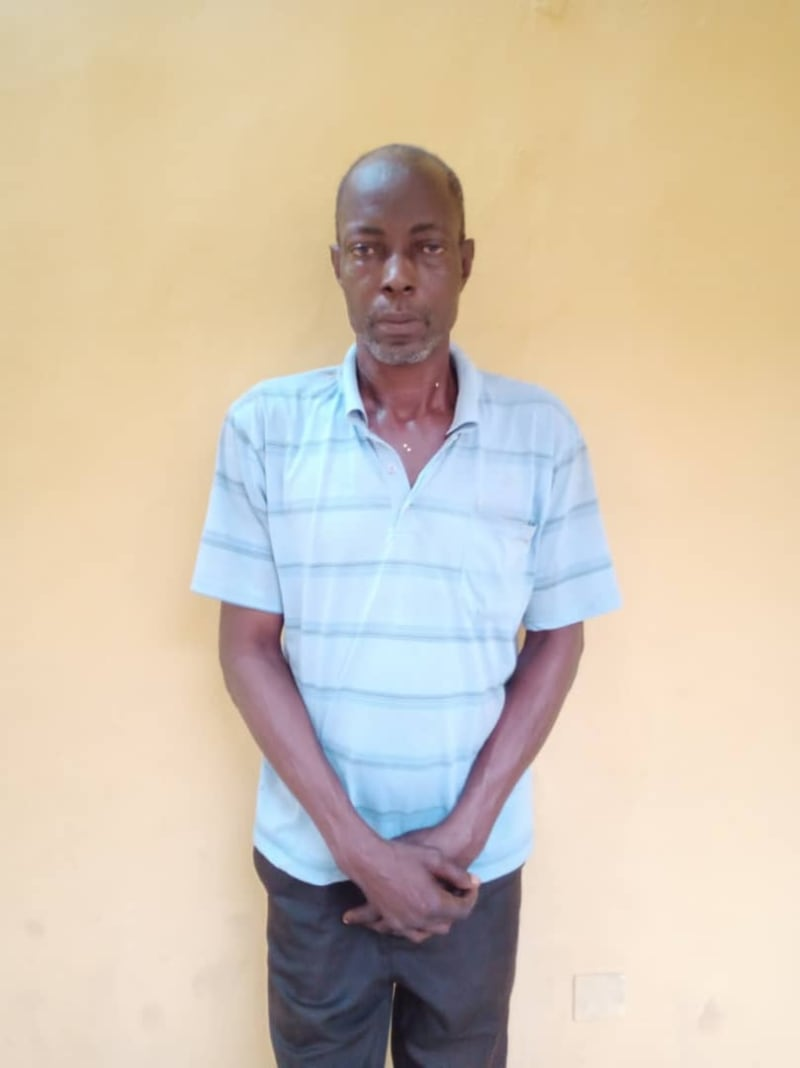 52-Year-Old Man Arrested For Impregnating His 16-Year-Old Niece In Ogun