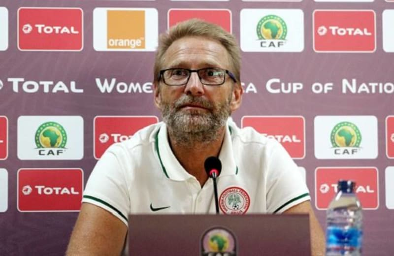 Thomas Dennerby Plots To Return As Super Falcons Coach