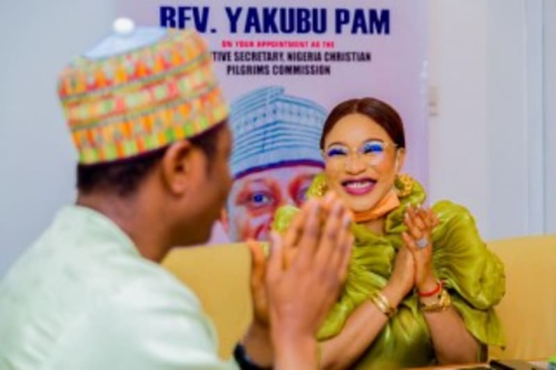 Tonto Dikeh Lied, We Did Not Make Her Our Ambassador