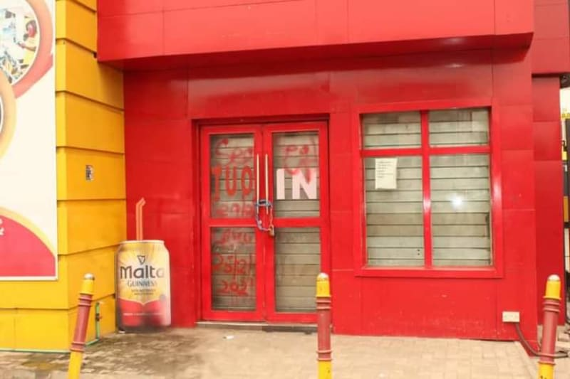 LASG Seals Supermarket At Ogba For Displaying Expired Products