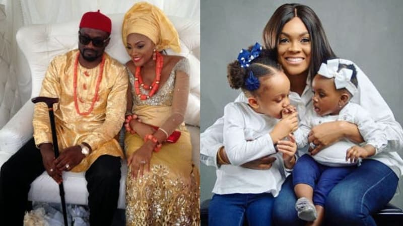 Jude Okoye And Wife, Ify Welcome Their Third Child - A Baby Boy