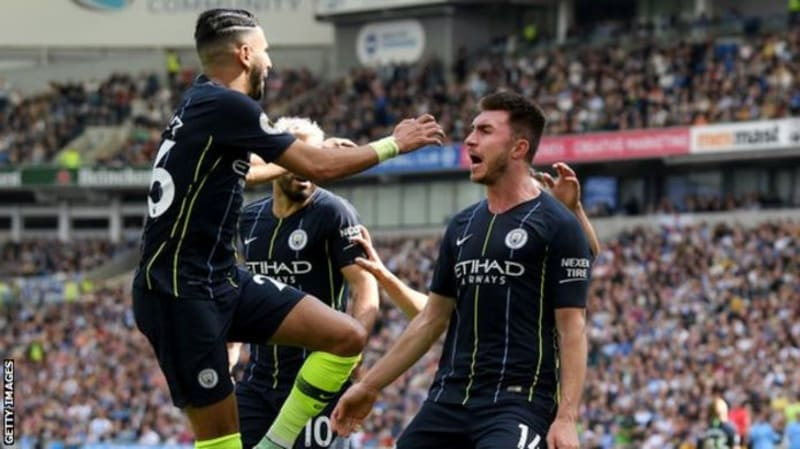 Manchester City Duo, Riyad Mahrez & Aymeric Laporte Test Positive For COVID-19