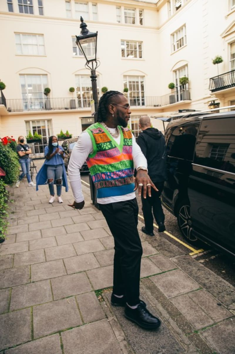 "Grammy: Burna Boy Reacts As ""Twice As Tall"" Album Gets Nomination"