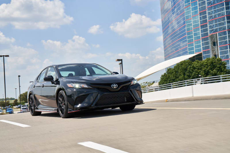 Quick Review - 2020 Toyota Camry TRD
