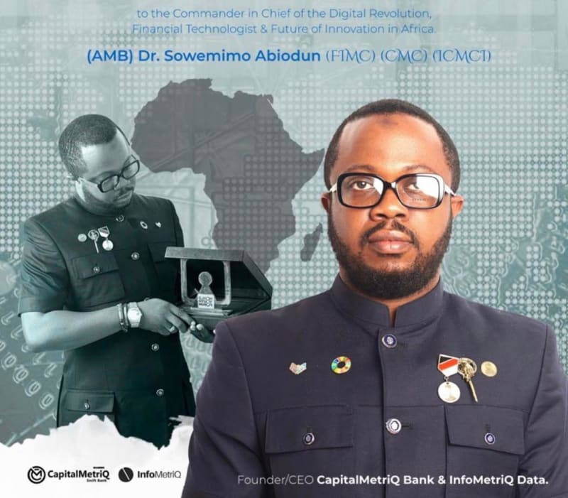 The Unprecedented Story Of Sowemimo Abiodun