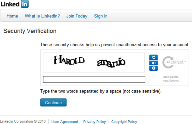 What Is A CAPTCHA And What Is It Used For In Web Browsing?