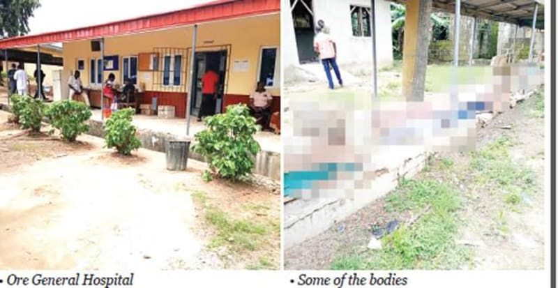 Abandoned Bodies Litter Ondo Mortuary As Corpses Turn Skeletons