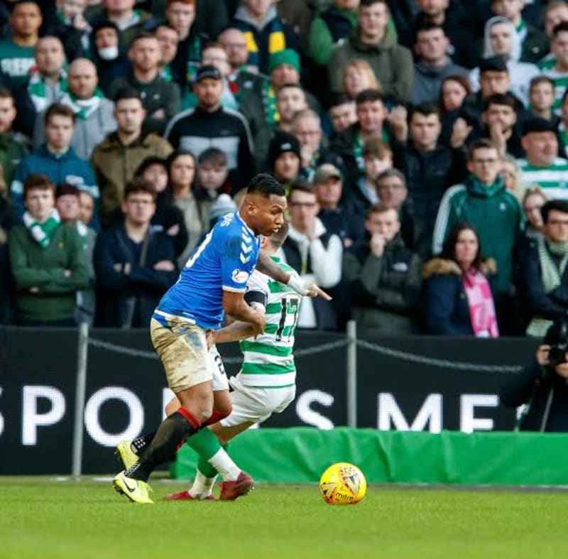Celtic Player Banned For Grabbing Opponent By The Genitals During A Match