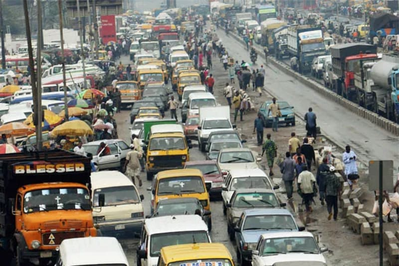 Lagos Is The 4th Worst Place To Drive In The World - Study