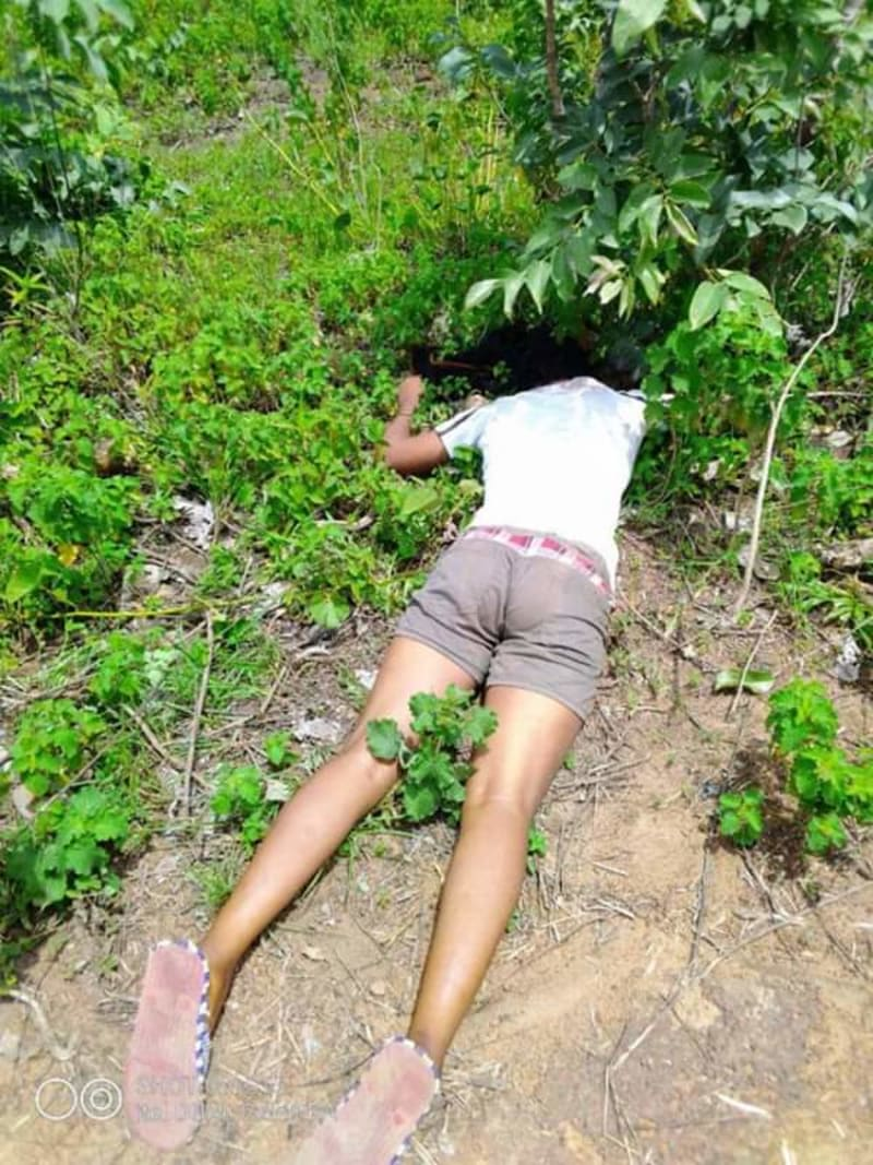20-Year-Old Girl Raped And Killed In Illorin  (Disturbing Photos)