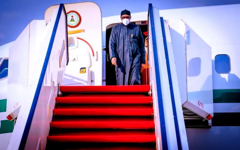 """Buhari Returns To Abuja With """"Special Assignment'' From World Body"""