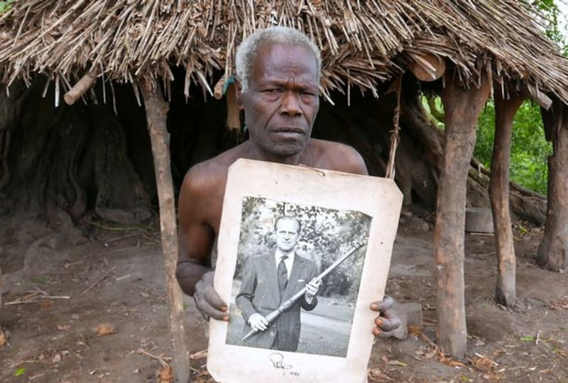 Inside Pacific Island Village Where Prince Philip Is Worshipped As A God