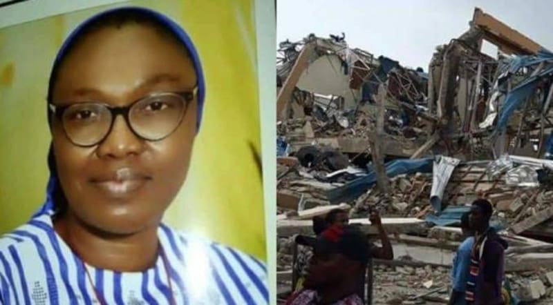 Video Of The Reverend Sister Who Died In Abule Ado Explosion