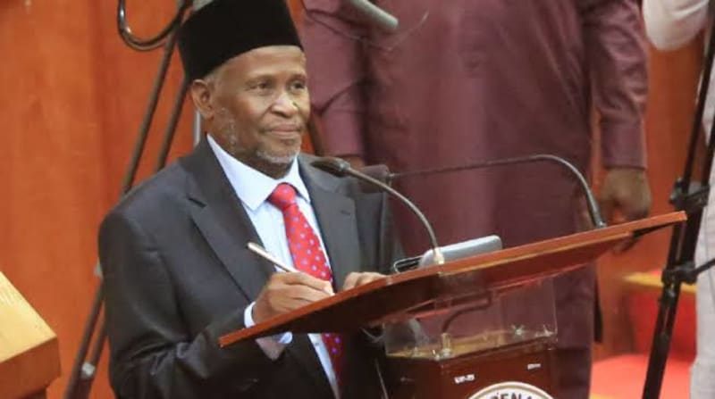 Governorship Tussle: CJN Storms Out Of Supreme Court Due To Crowd