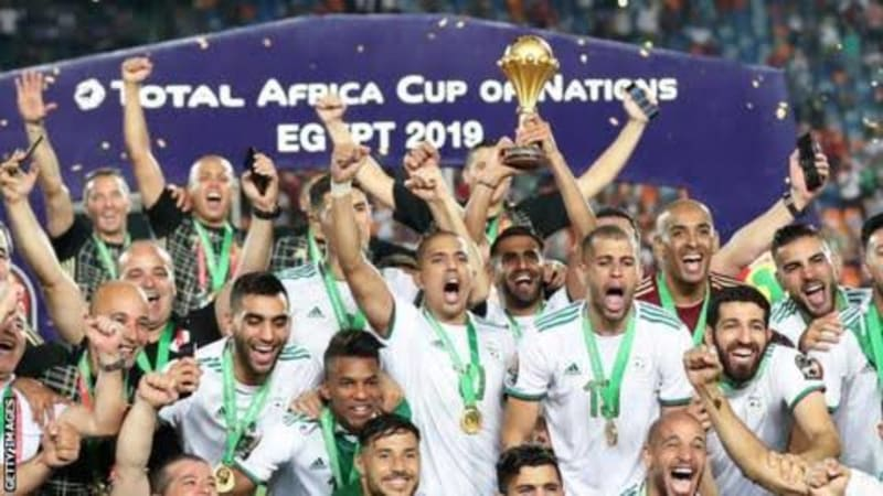 2019 CAF Awards: Algeria Named African Men's National Team Of The Year