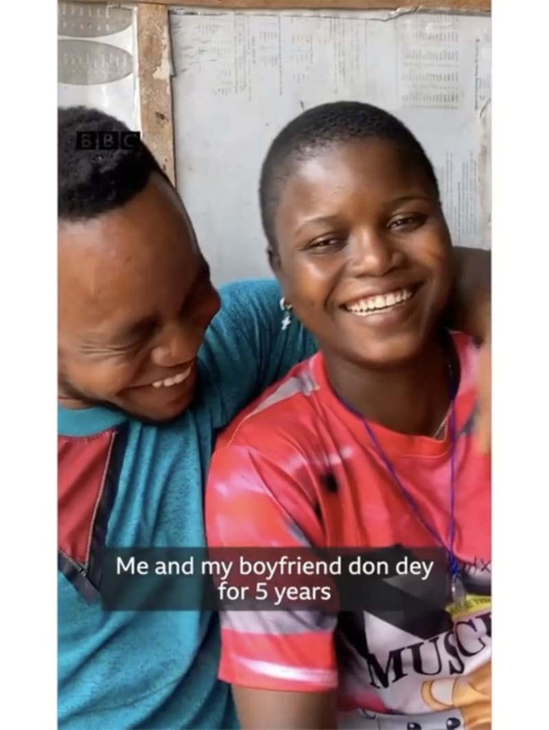 'My Parents Slapped Me For Dating A Crippled Man' (Video)