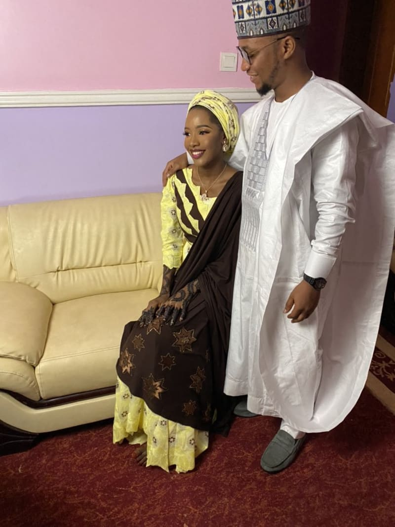 Nigerian Couple Marry 18 Months Later After Meeting On Twitter