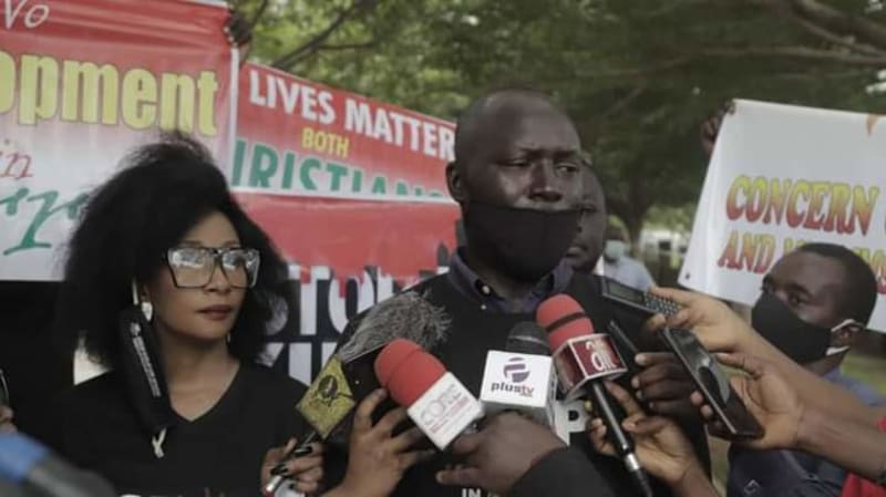 'All Lives Matter': Religious Group Protests Against Southern Kaduna Killings
