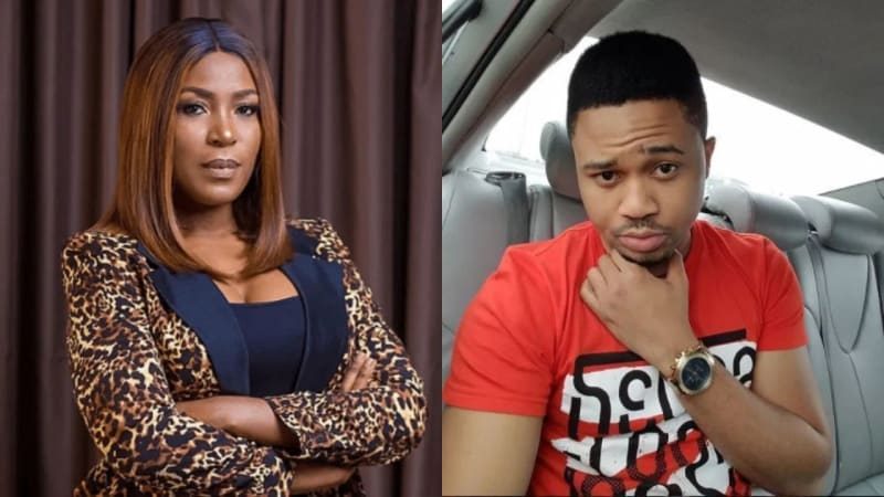 Linda Ikeji Is The Reason I Am Not Yet Married  - Nollywood Actor, Mike Godson