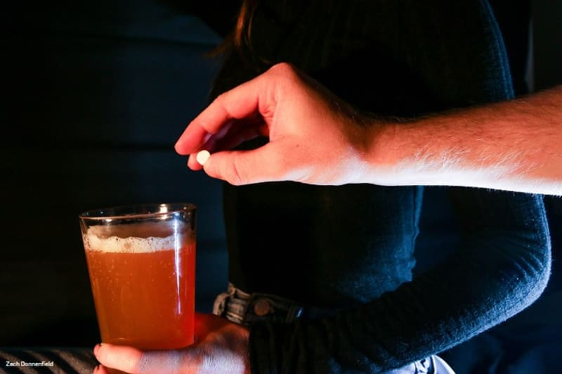 What To Do When You Suspect Your Drink Has Been Spiked.