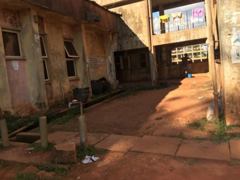 Decayed University Of Nigeria (UNN) Hostels  (Graphic Photos)
