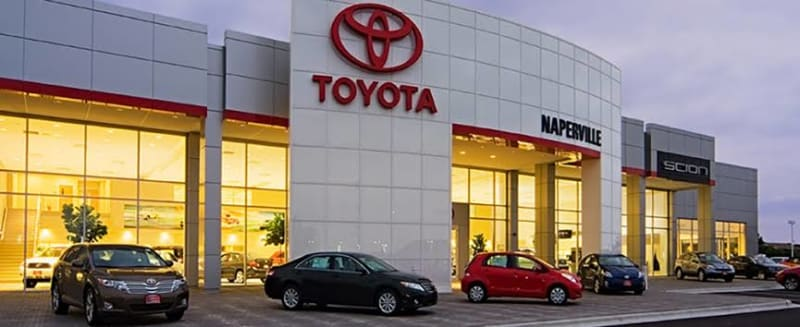 Fortune Magazine Names Toyota Number 1 Motor Vehicle Company
