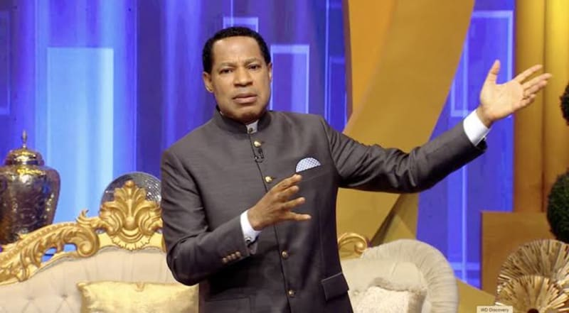 'Black Is Evil, Africans Must Stop Saying They  Are Blacks' - Pastor Chris Oyakhilome
