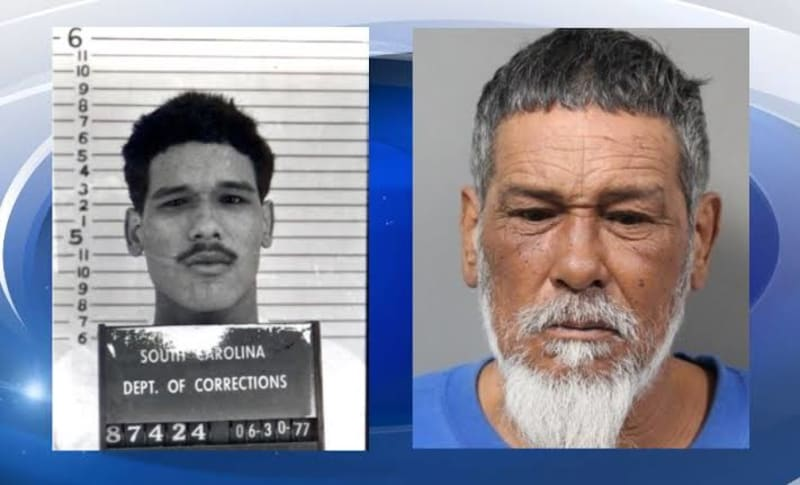 Inmate Escaped U.S. Prison In 1979, Recaptured On New Year's Eve