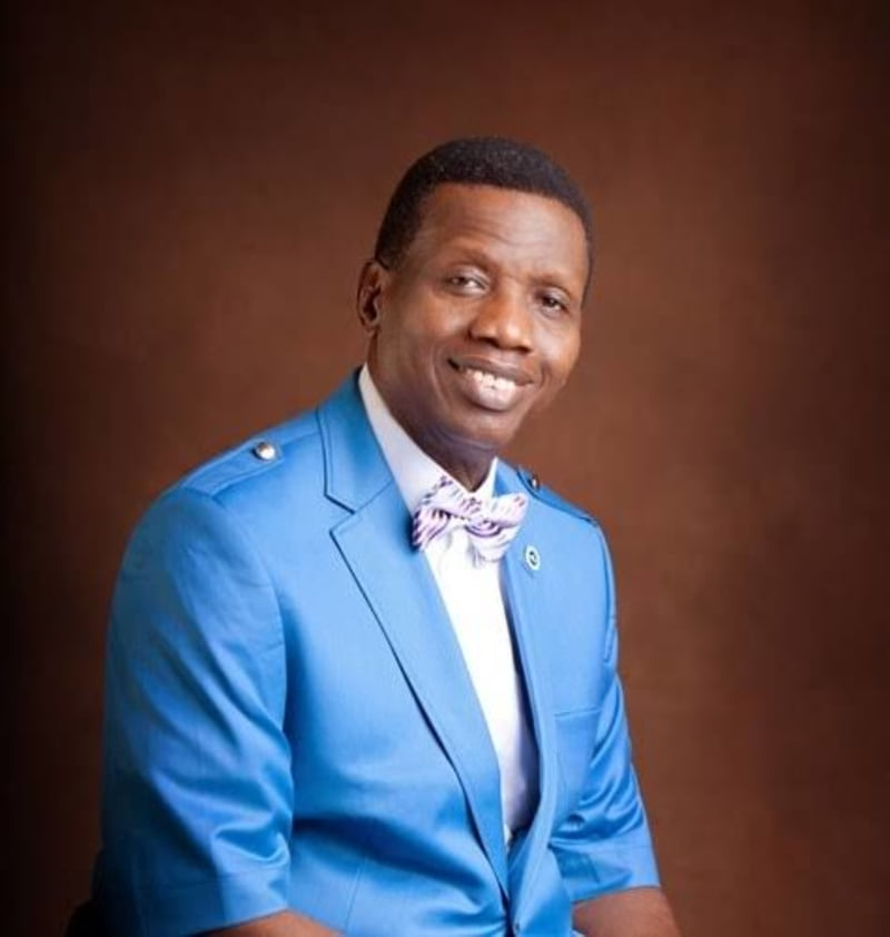 Reactions As Pastor Adeboye Asks His 'Son' To Sack His Secretary